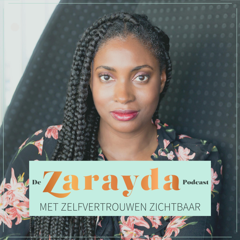 De Zarayda Podcast logo
