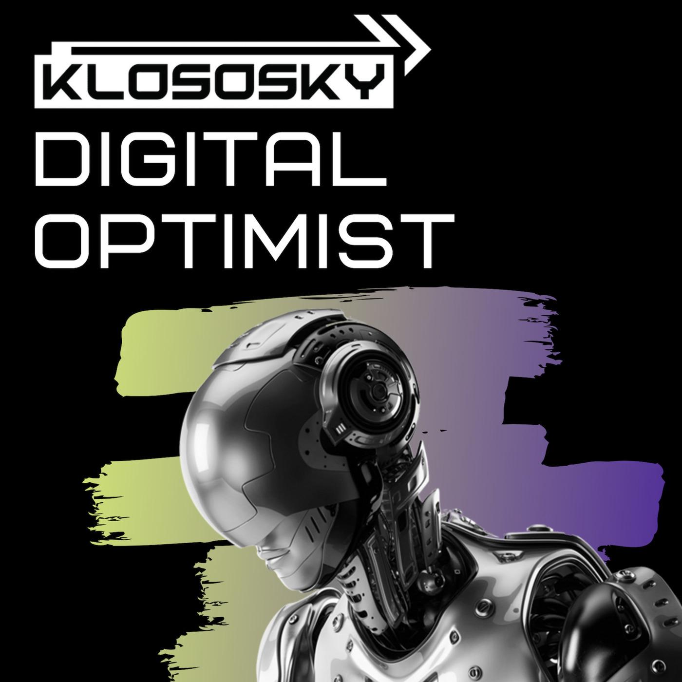 Digital Optimist 3: The Future of Healthcare
