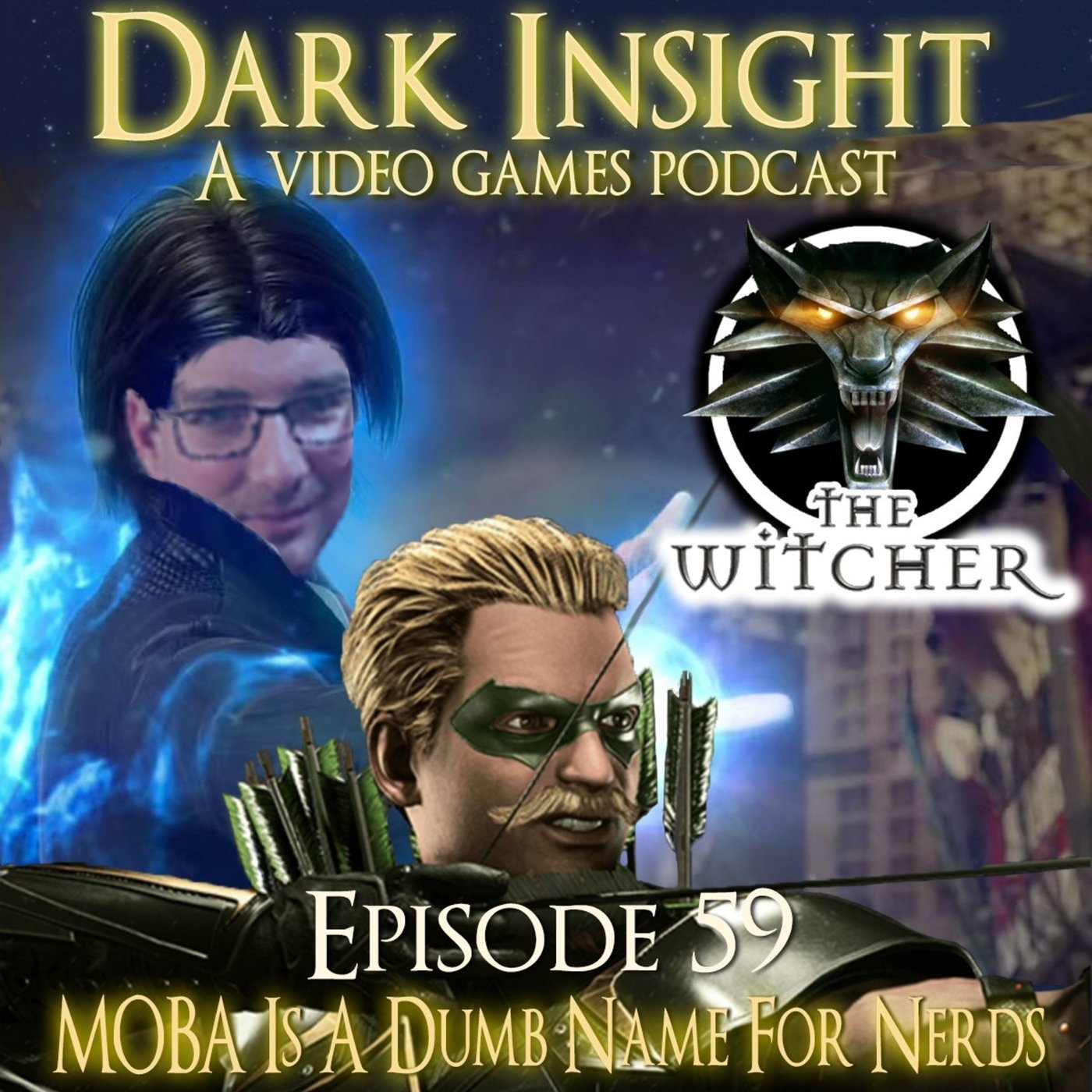 Dark Insight 59: MOBA Is A Dumb Name For Nerds