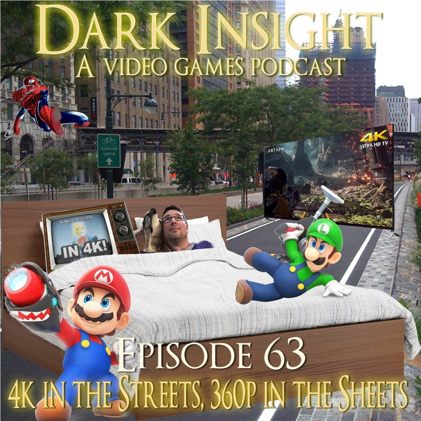 Dark Insight Episode 63: 4K in the Streets, 360P in the Sheets