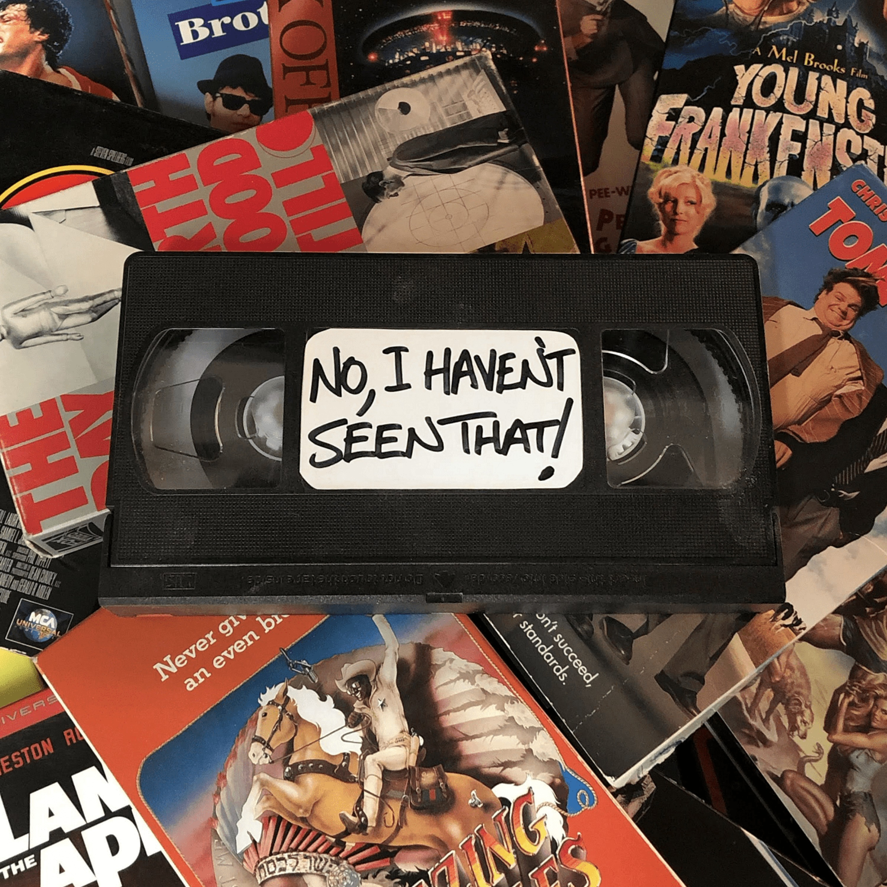 No, I Haven't Seen That! Episode 06 - The Naked Gun (1988)