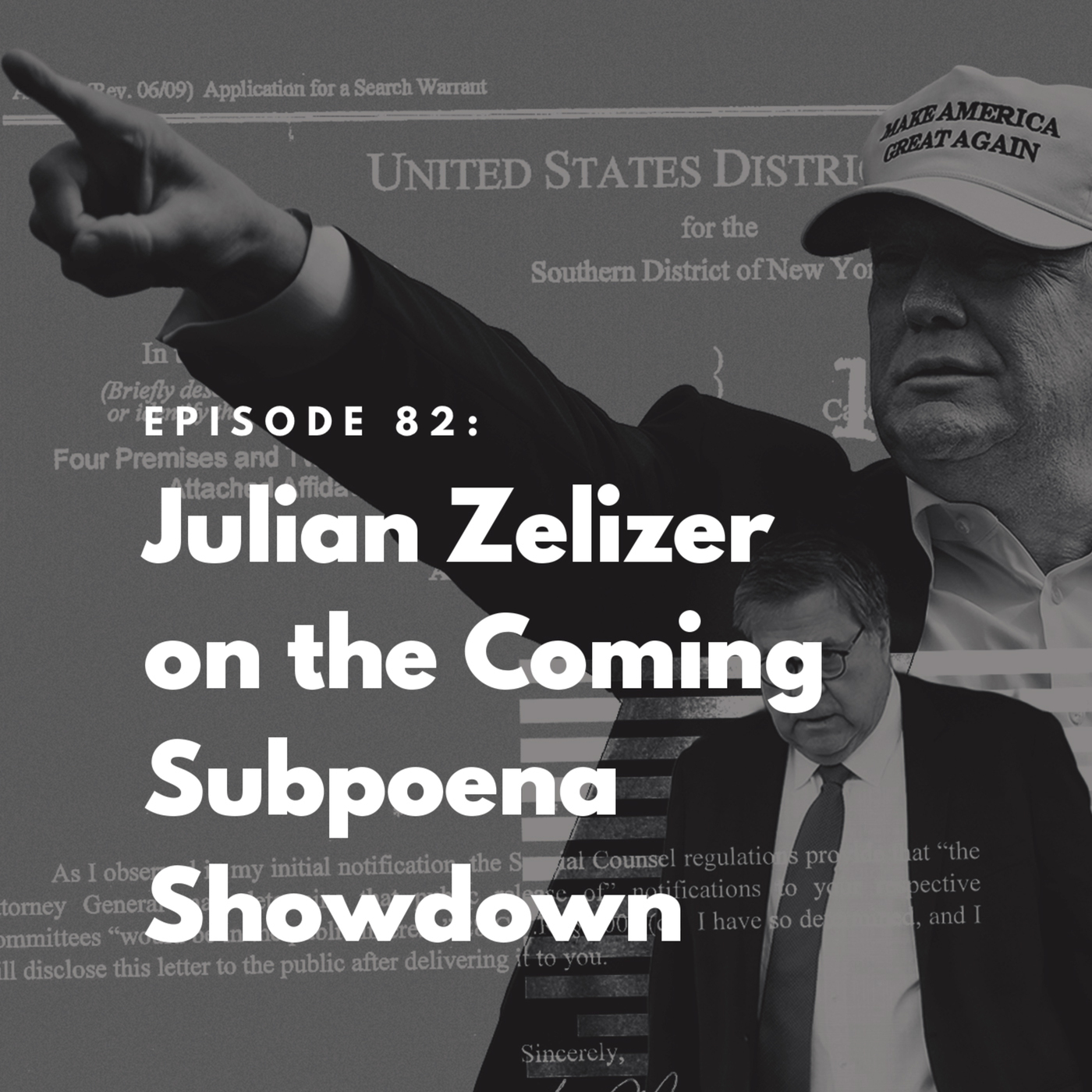 The Bulwark Podcast Episode Zelizer-on-the-coming-subpoena