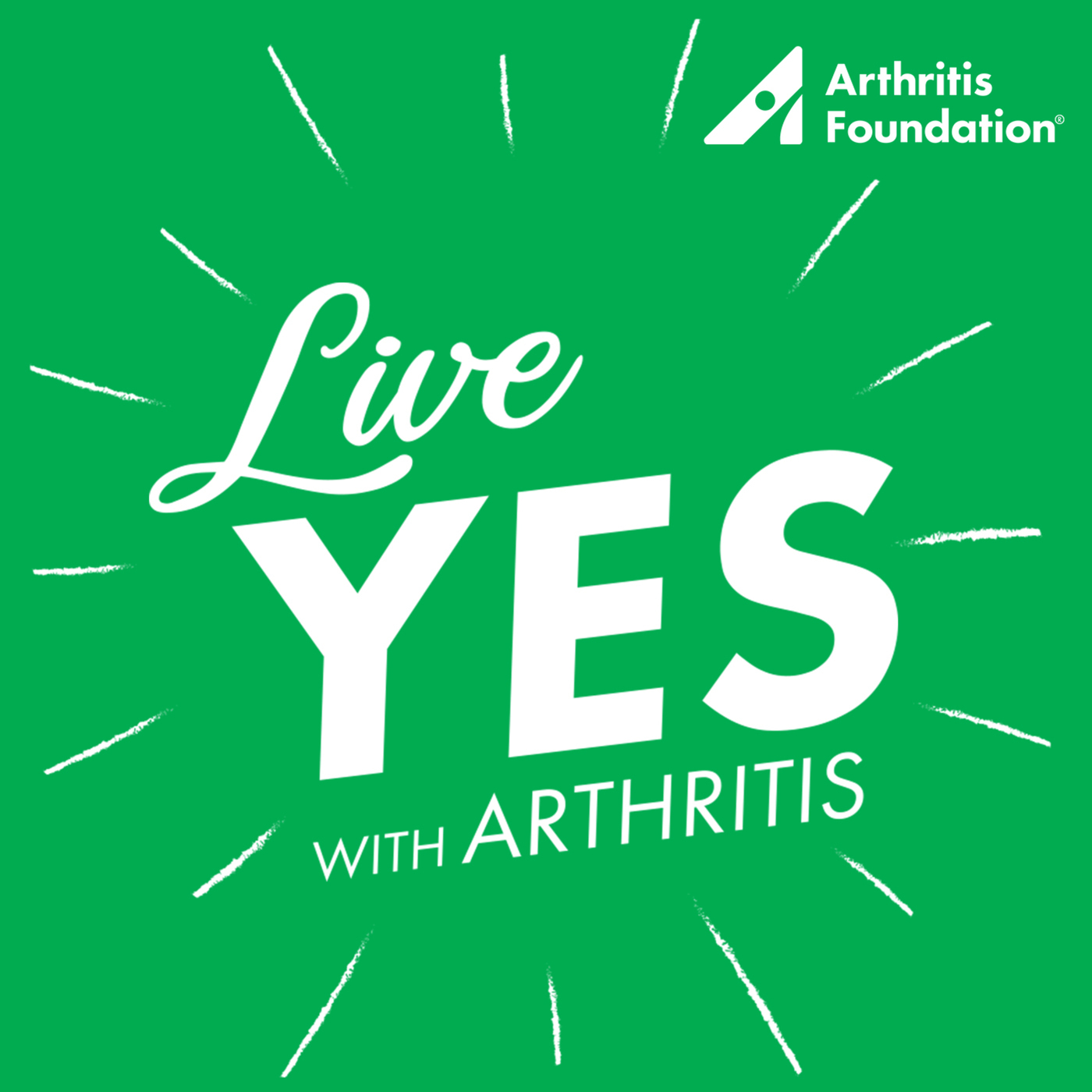 Live Yes! with Arthritis 0: NEW - Live Yes! with Arthritis podcast - trailer
