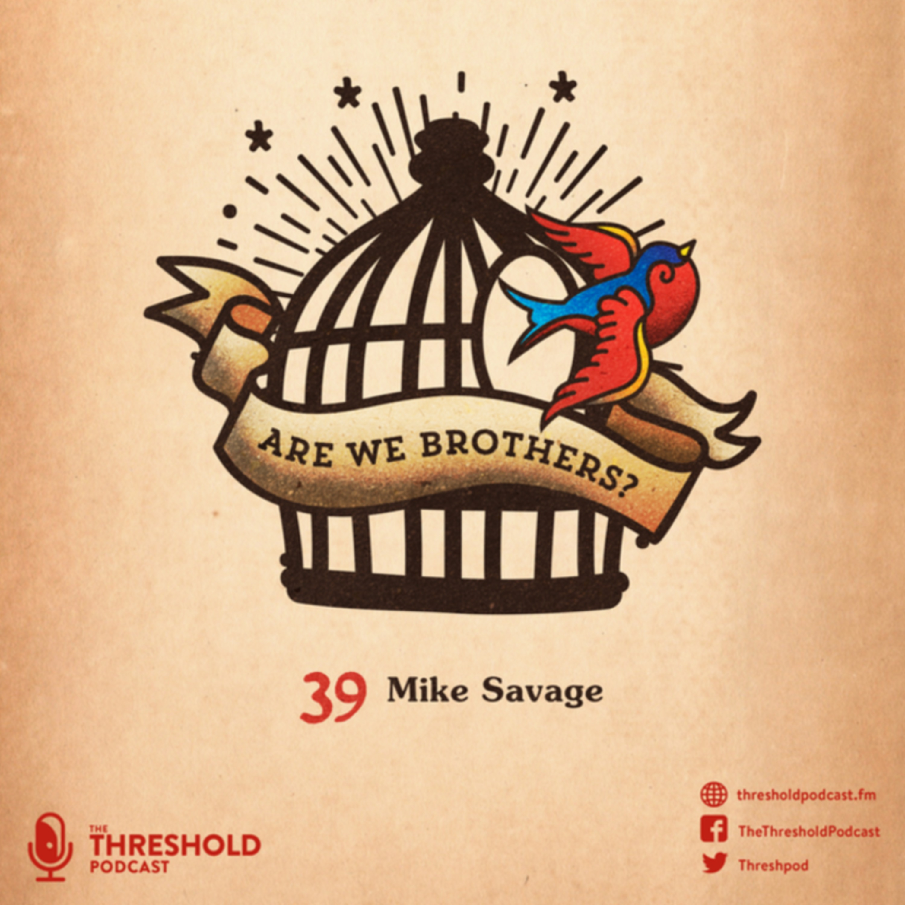 Mike Savage | Are We Brothers?