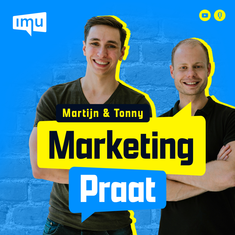 De IMU Podcast logo