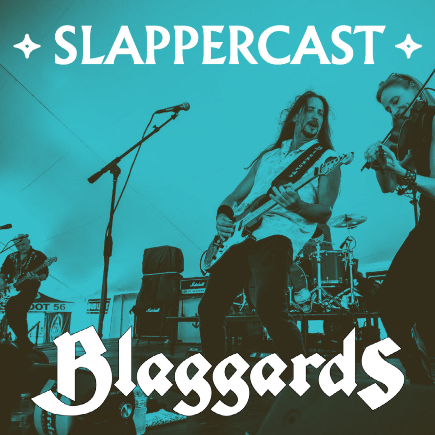 SlapperCast: a weekly talk show with Blaggards 60: Difficult Listening Hour