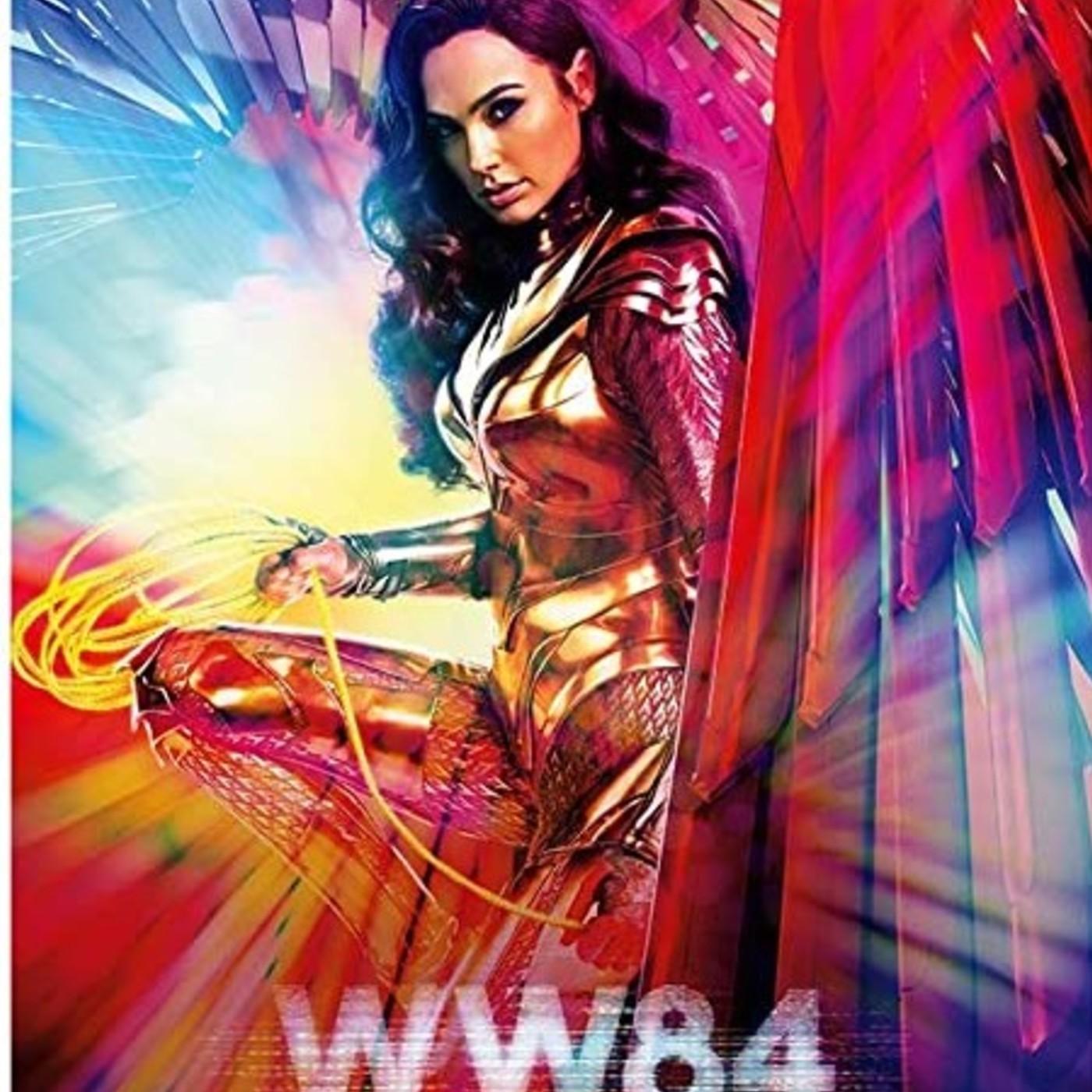 Critically Aroused wonderwoman84: Wonder Woman 1984 (& DC strikes again)