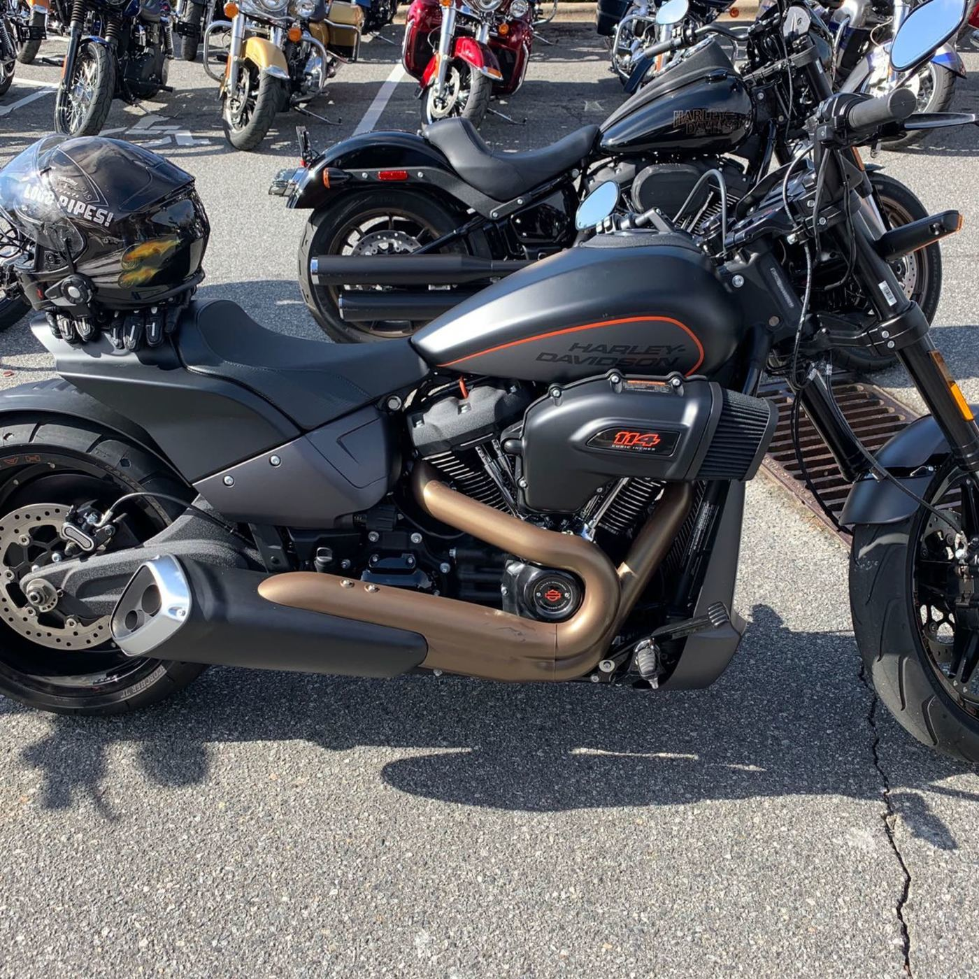 Loud Pipes!: 171: Stealing EICMA Thunder