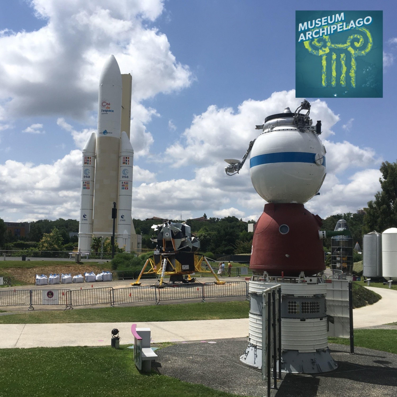 67. Cité de l'Espace Celebrates Apollo Day from the Middle of the Space Race