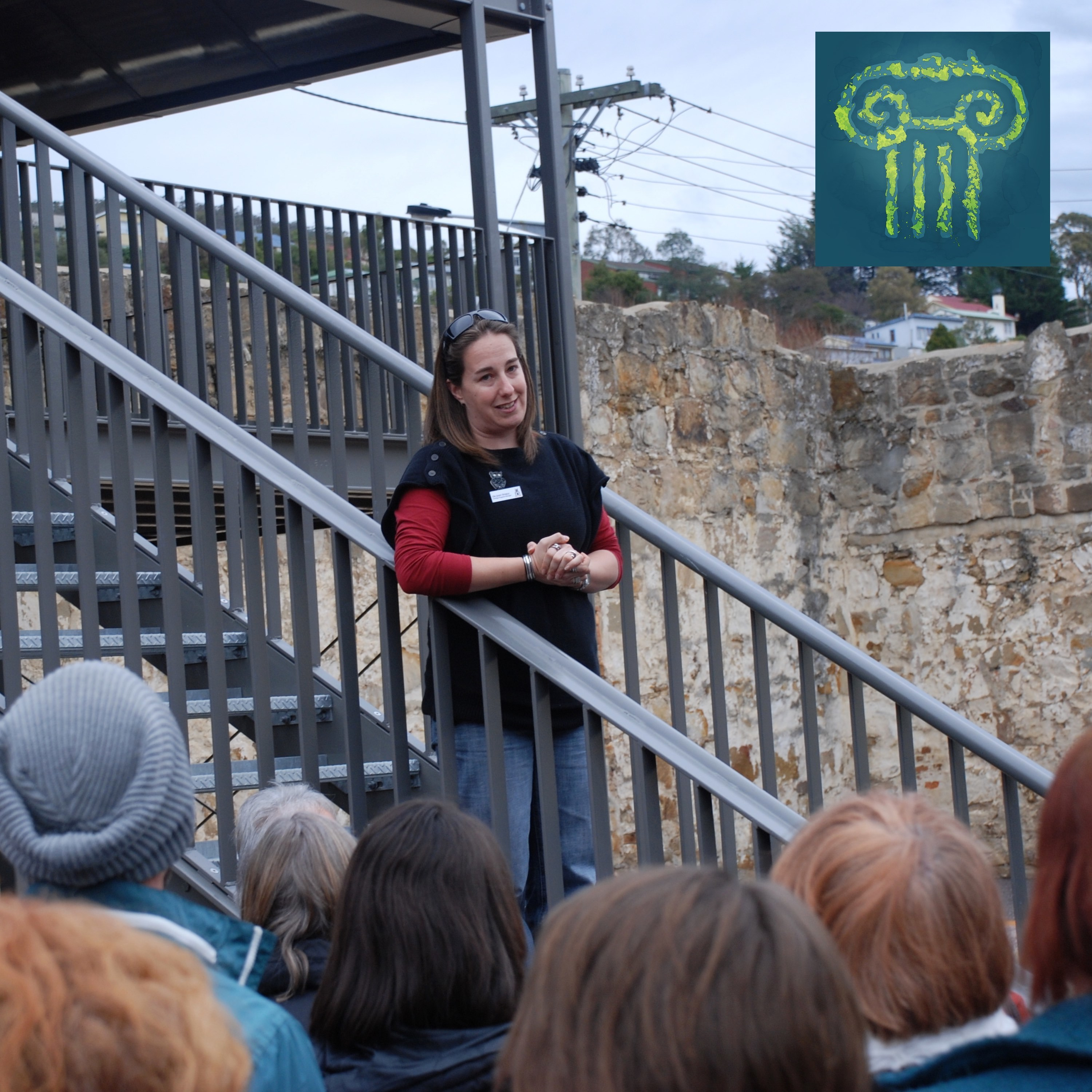 61. Jody Steele Centers the Convict Women of Tasmania's Penal Colonies at the Female Factory
