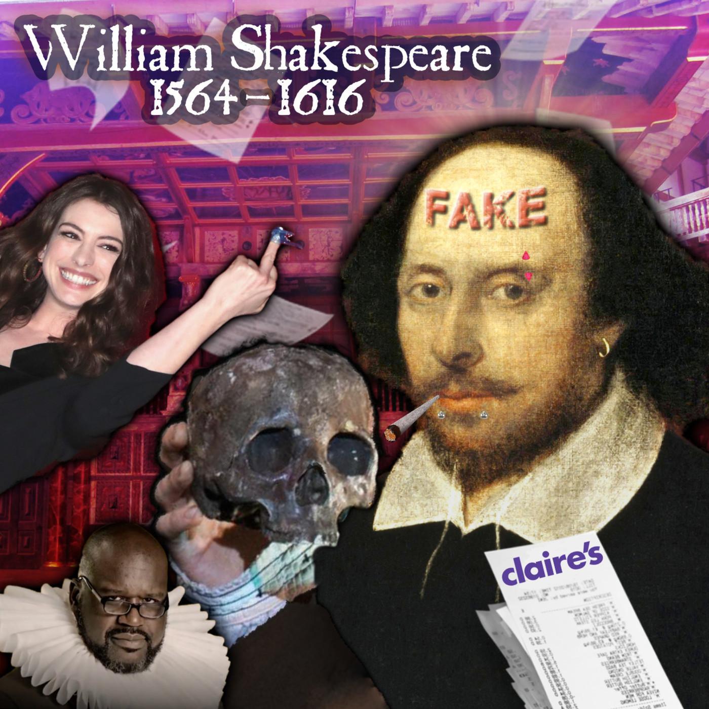 Roast Mortem Cast: 71 - William Shakespeare: To Cream or Not to Cream!
