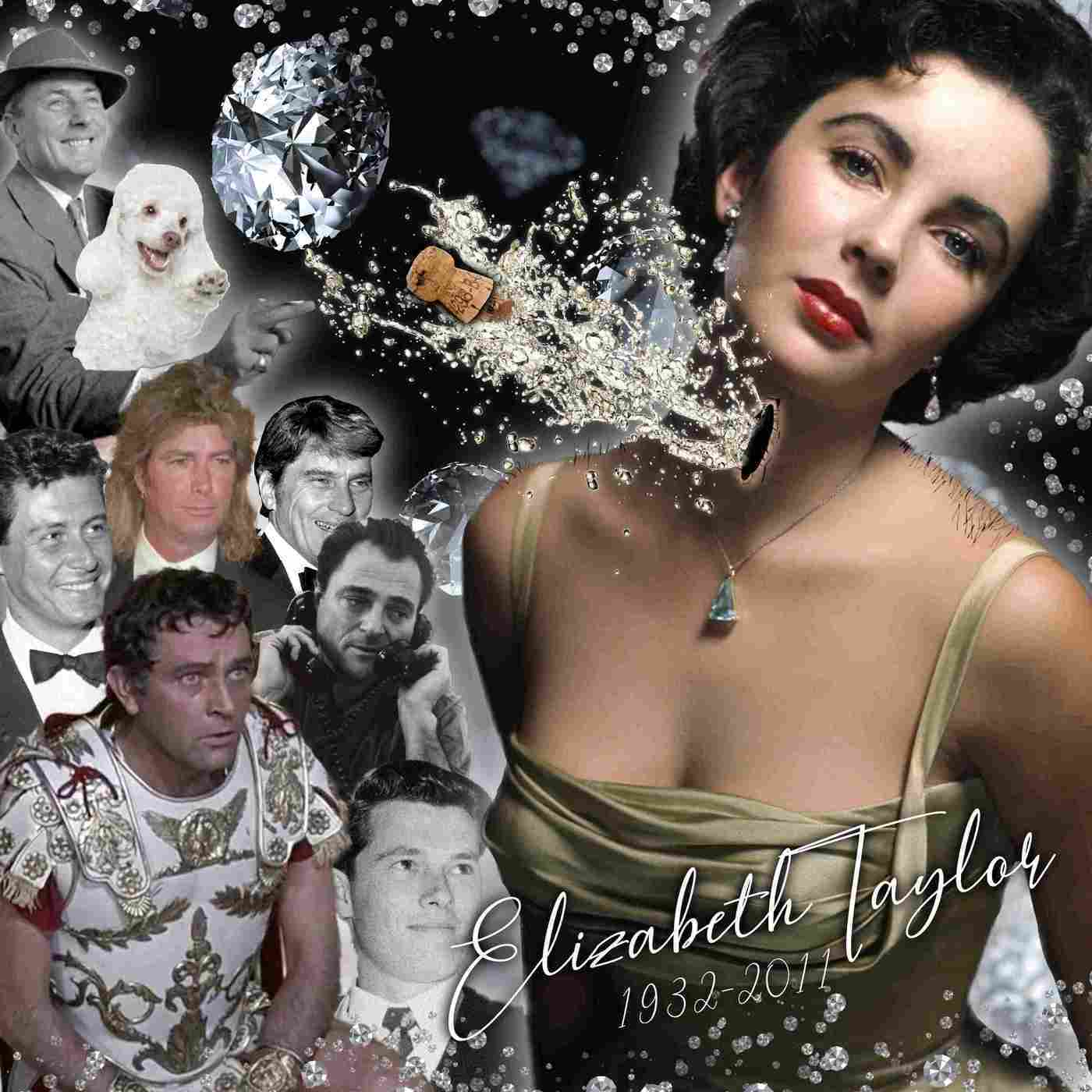 Roast Mortem Cast liztaylor: 133 - Elizabeth Taylor: Once a Child Star, Always a Child!