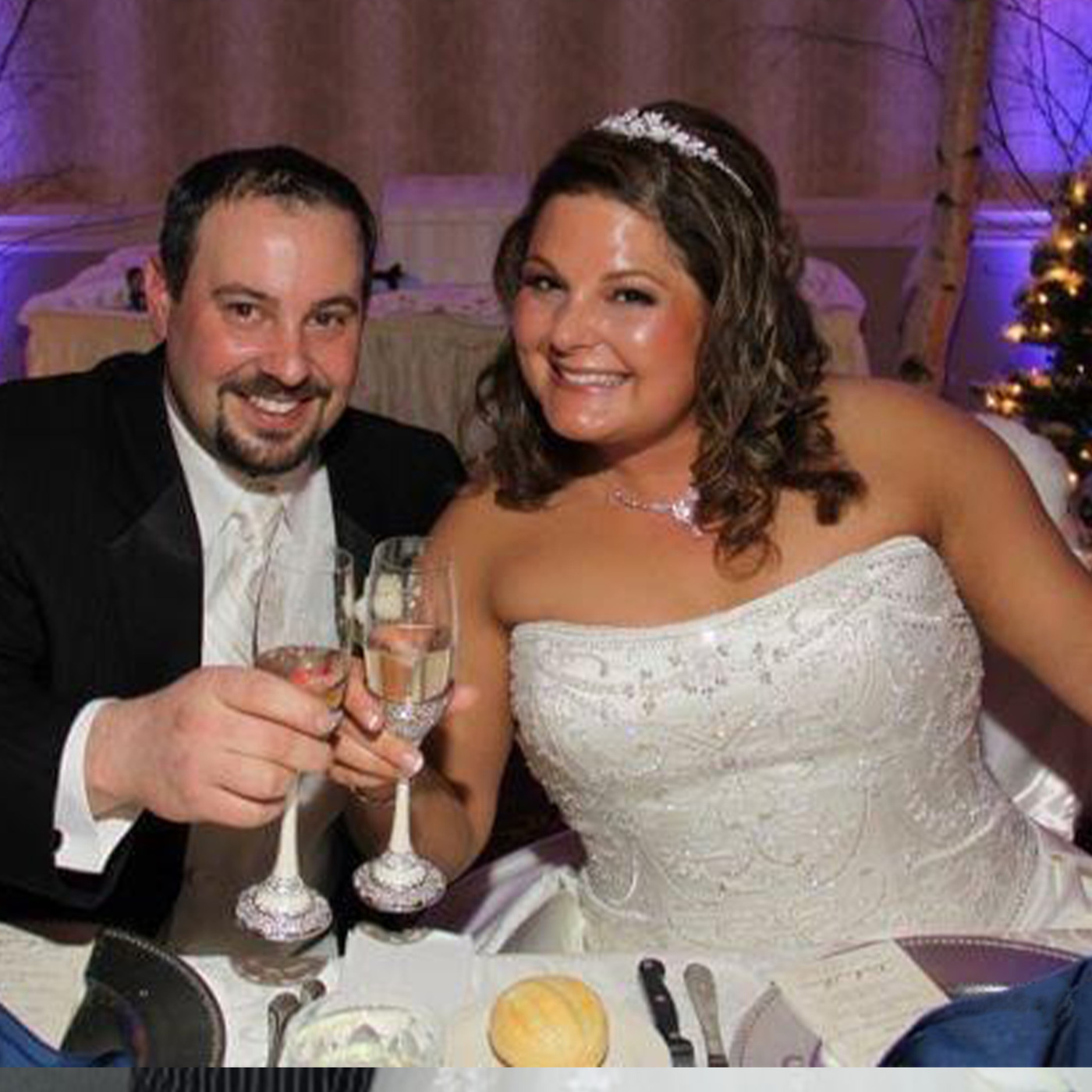 Choosing Your Reflection: The Curvy Bride - Michelle Files