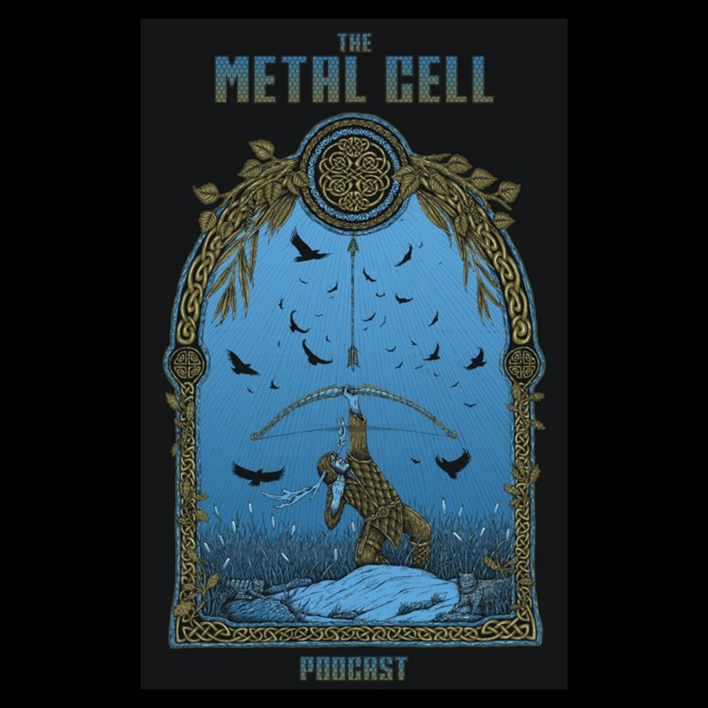 The Metal Cell Podcast Episode 19: XERO from Limerick, recorded live
